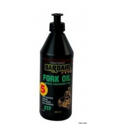XTF FORK OIL 7.5W(20) 500 ML. (24)
