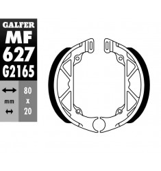 MORDAZA GZ 627-MOBILETTE