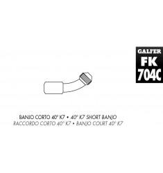 K7 BANJO 40§ CORTO