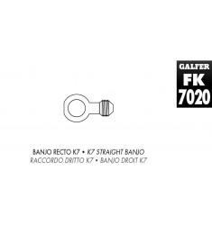 K7 BANJO RECTO