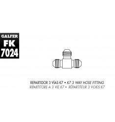 K7 DISTRIBUIDOR 3 VIAS (ERGAL)