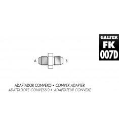 ADAPTADOR M10-3/8 CONVEXO
