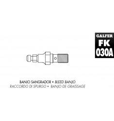 SANGRADOR BANJO 10X100