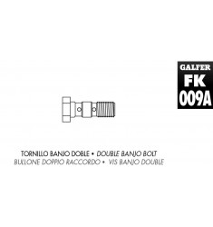 TORNILLO BANJO DOBLE 1/8(28H.GAS)